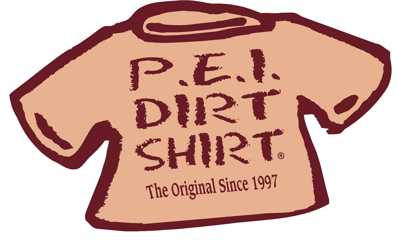 PEI Dirt Shirt